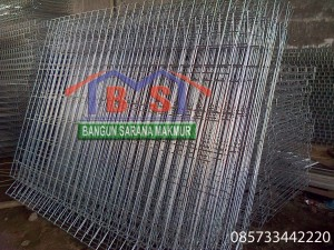 Pabrik BRC Murah