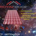 GENTENG UPVC ROYAL ROOF PAMEKASAN