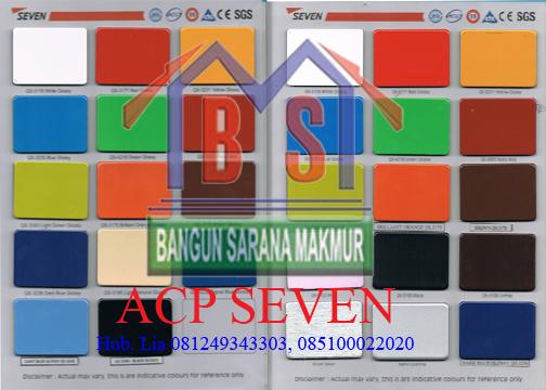 ACP Seven Untuk Eksterior