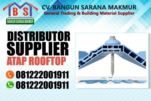 gambar atap upvc rooftop per meter