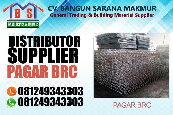 Pagar BRC Hodeep Dan Elektroplating