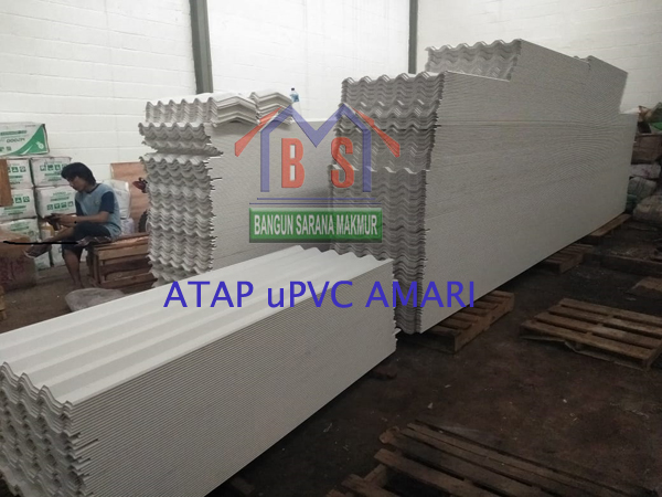 Atap uPVC AMARI