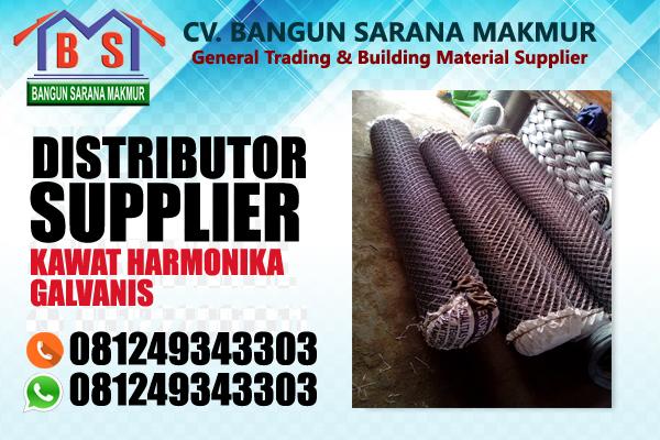 distributor kawat harmonika surabaya