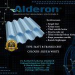 JUAL ATAP PVC ALDERON